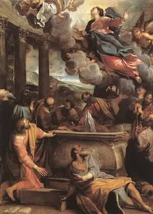 Assumption Of The Virgin 1590
