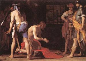 Beheading Of St John The Baptist 1634