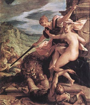 Allegory 1598
