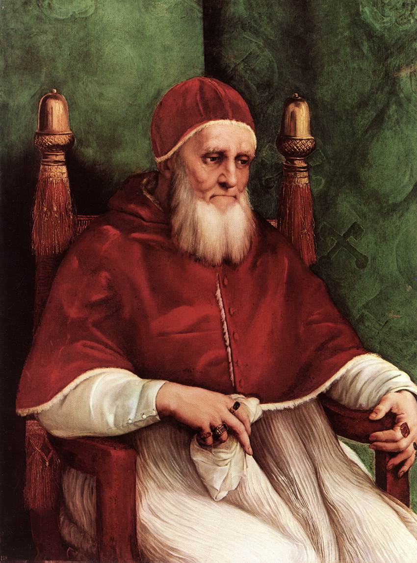 Portrait of Julius II