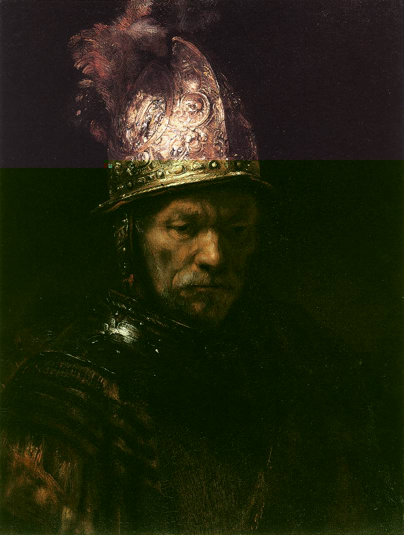 Man in a Golden Helmet c.1650