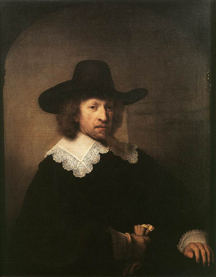 Portrait of Nicolaes Ruts, 1631
