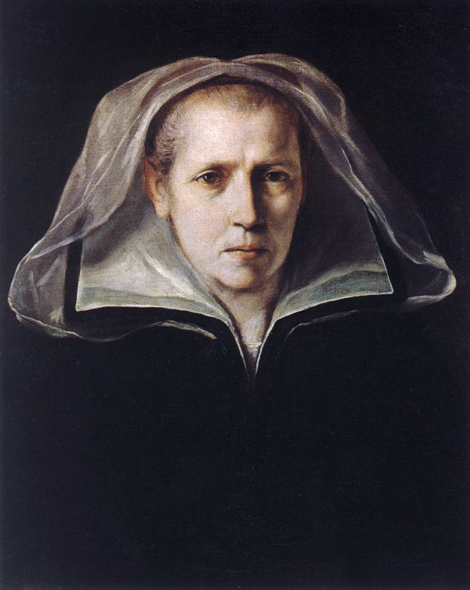 Portrait of the Artists' Mother