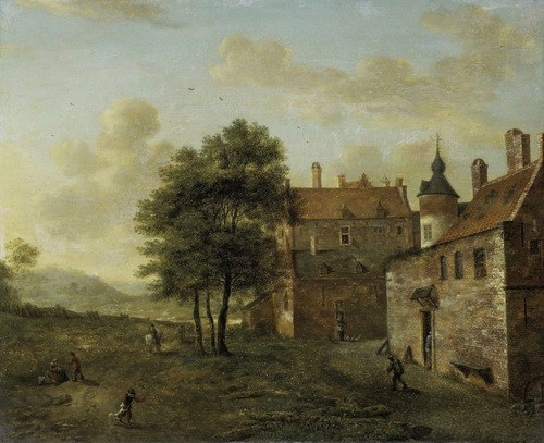 A country house. 1660 - 1712