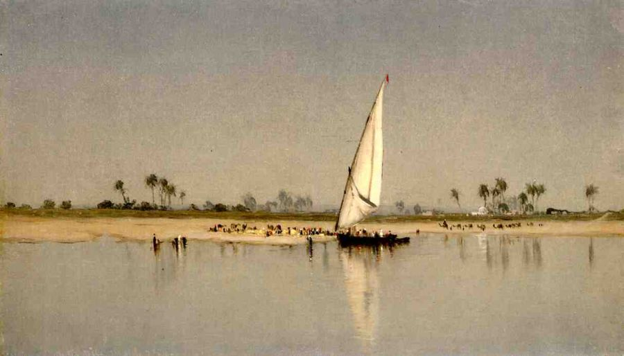A Sketch on the Nile