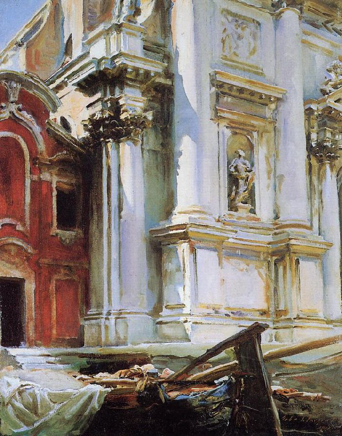 Church of St. Stae, Venice