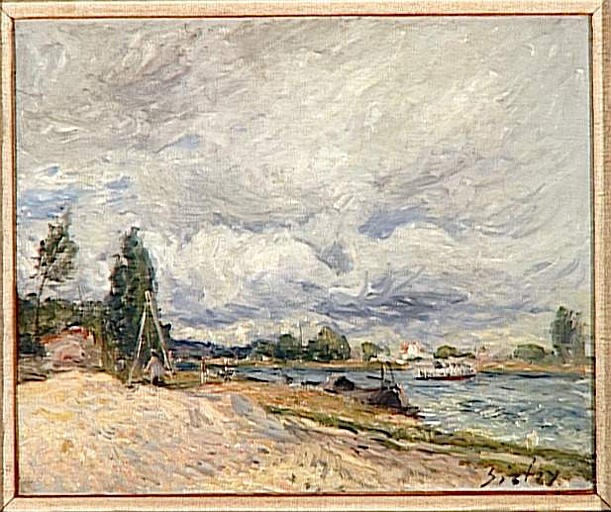 Banks of the Seine II