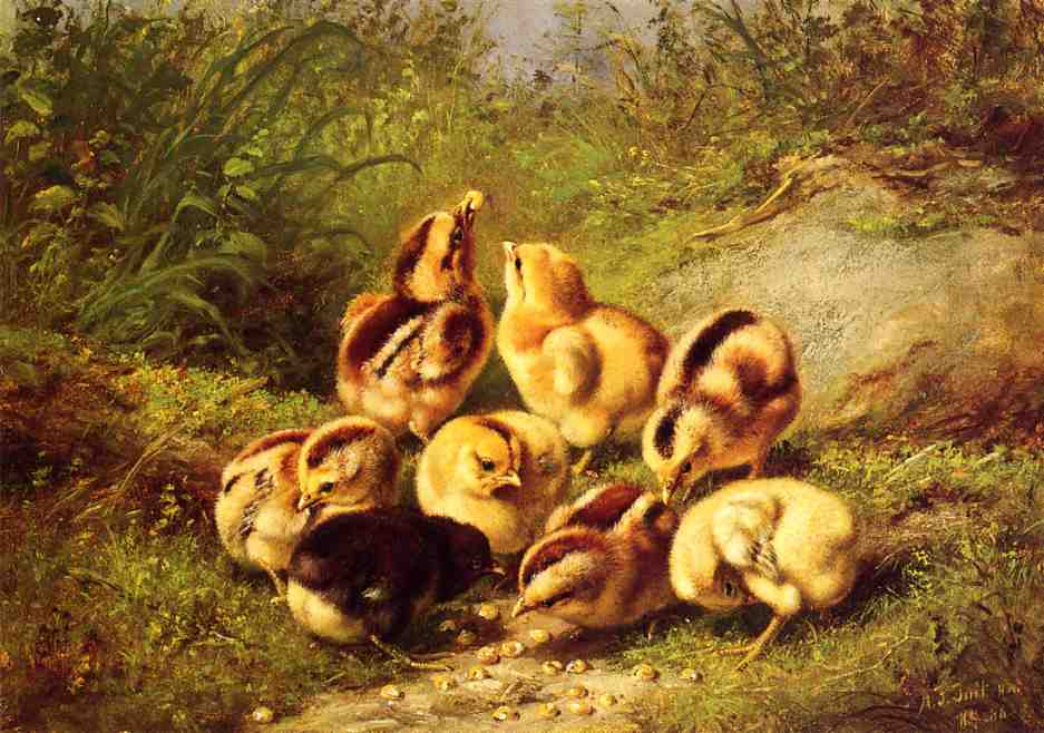 Chicks (Rather Hard Fare)
