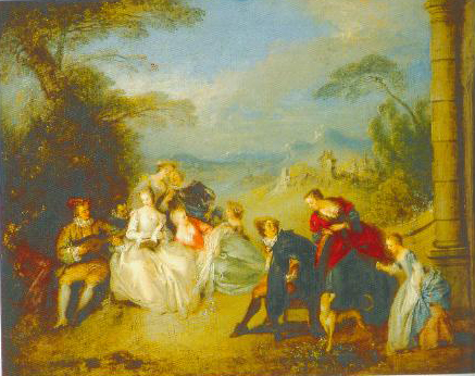 Concert Champetre 1734