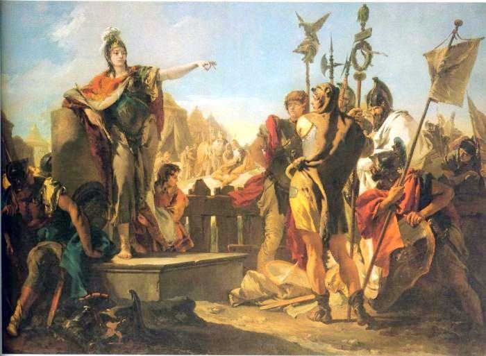 Giovanni Battista Tiep...