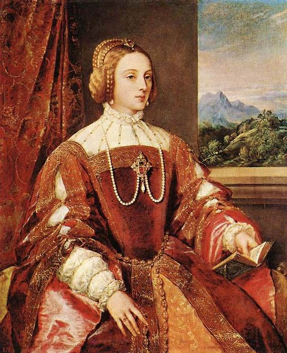 Empress Isabel of Portugal