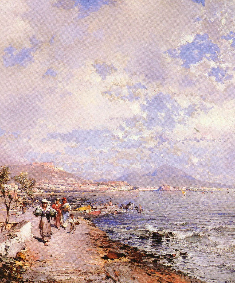 The Bay of Naples II