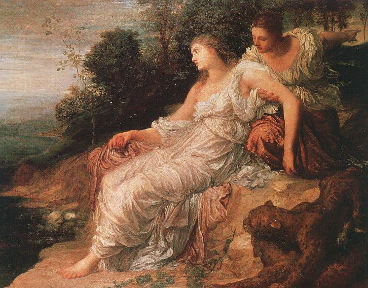 Ariadne on the Island of Naxos