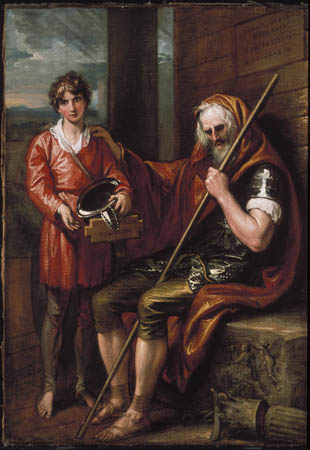 Belisarius and the Boy
