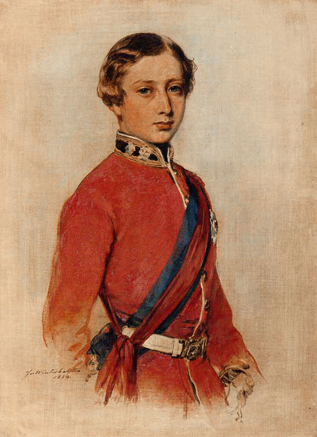 Albert Edward, Prince of Wales II