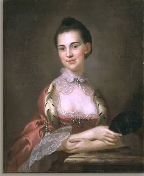 Ann Gibbes Mrs Edward Thomas 1767