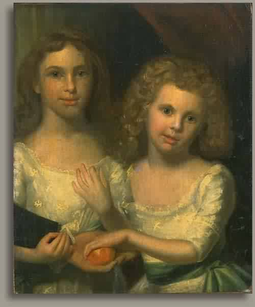 Callahan Children about 1785
