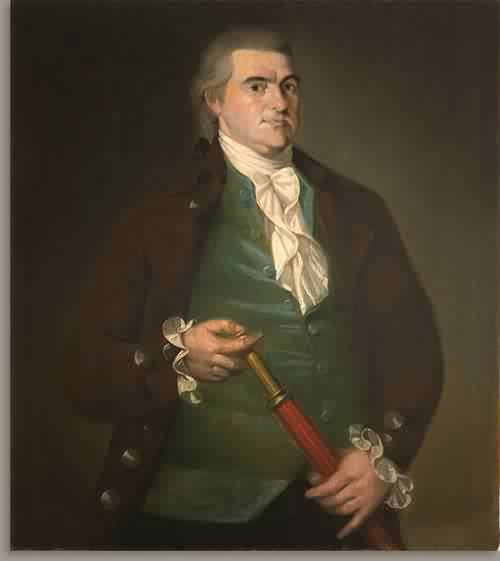 Captain Offin Boardman about 1787
