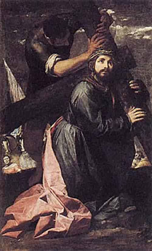 Christ Bearing the Cross about 1635 37