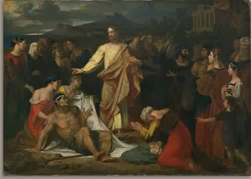 Christ Healing the Sick 1813