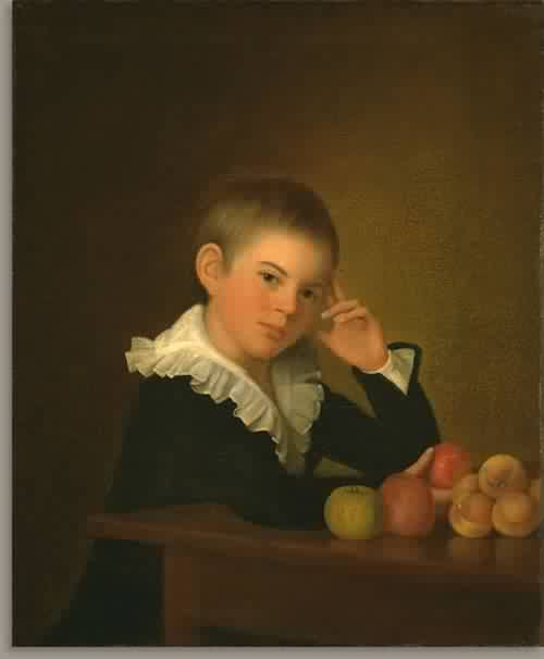 Edward Savage Jr about 1801